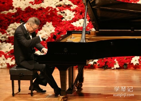 钢琴大师刘诗昆