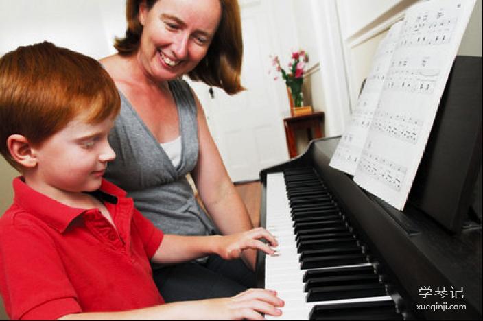 怎样培养儿童学习钢琴的兴趣