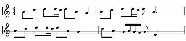乐理基本知识:音的四种性质