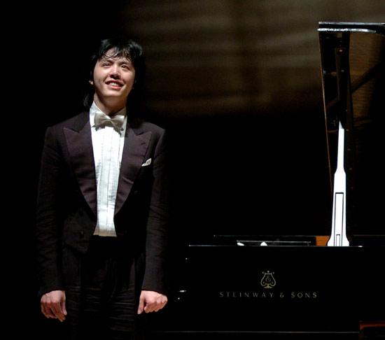 钢琴王子李云迪