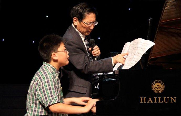 赵晓生:钢琴教学的阶段和使用教材内容