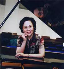 2016星海杯钢琴大赛评委谢元