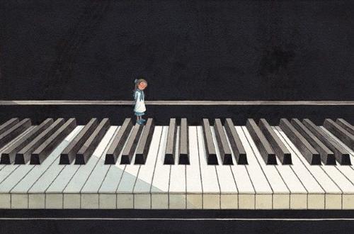 先学了电子琴再学钢琴的问题,要注意这些问题