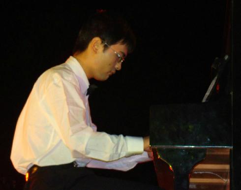 我的钢琴学习过程
