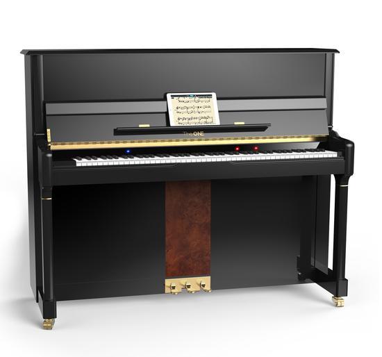 """The ONE钢琴+""智能钢琴"