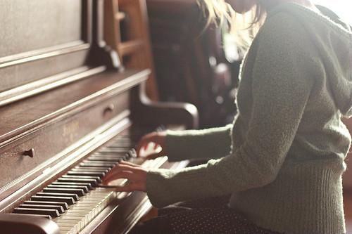 我的学琴经历[谨以此文,感谢我的一位网上钢琴老师]