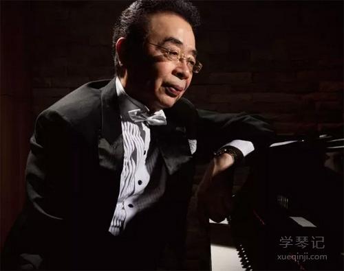 中国的著名钢琴家和指挥家,国家一级演员石叔诚