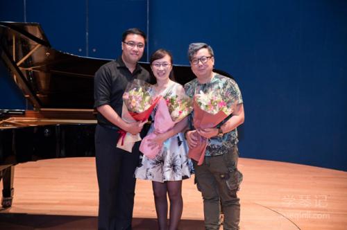 美国精英国际钢琴比赛中国区总决赛圆满结束