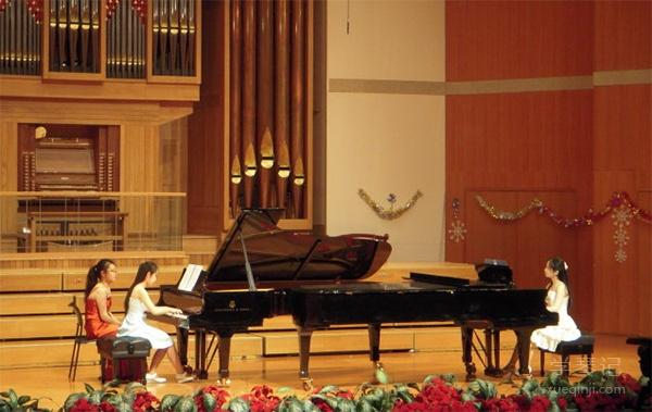 关于学钢琴的几个真实故事