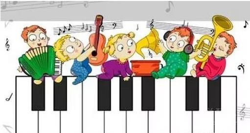 学钢琴,我们要和孩子一起进步!(家长必看)