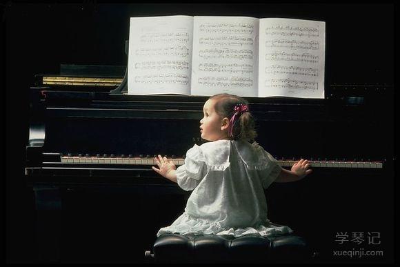 钢琴真的可以随便学学吗?