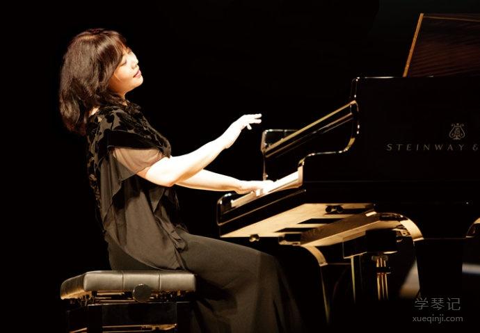 著名钢琴家茅为蕙