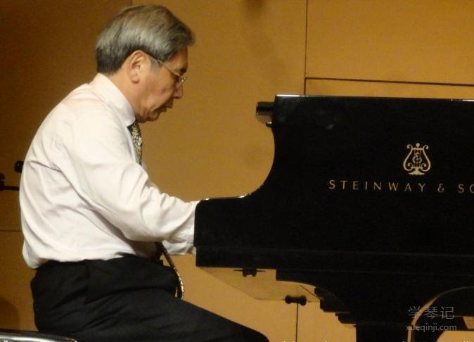 赵晓生:学钢琴从哪里起步