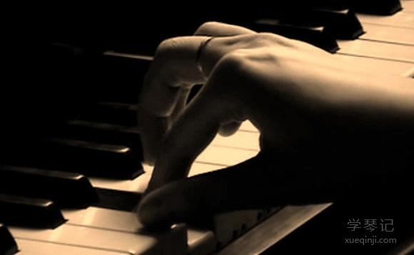 钢琴手指的支撑如何训练?