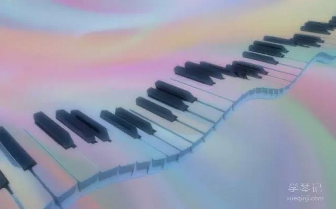 琴 键 上 的 游 记