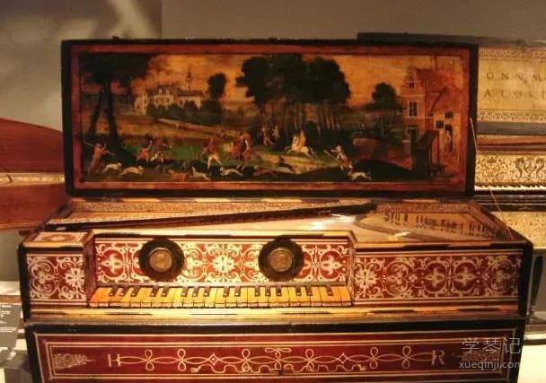钢琴是怎么来的