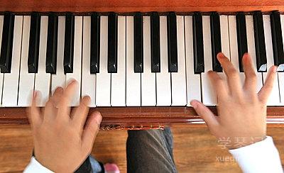 钢琴演奏技术基础练习--音阶的强化训练方法