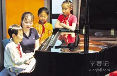 怎样让孩子不怕上钢琴课