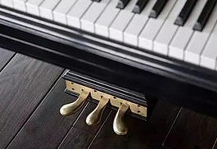钢琴踏板使用五法