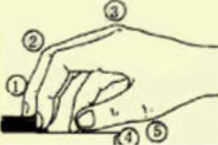 """练好""""音阶"""",才能让你的手指自由跳舞!"""