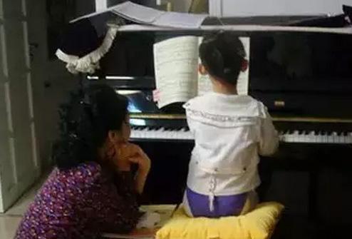 父母钢琴陪练实用参考