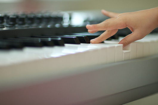 我学钢琴的故事