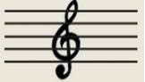 高音谱号(G谱号)