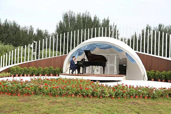 郎朗钢琴广场