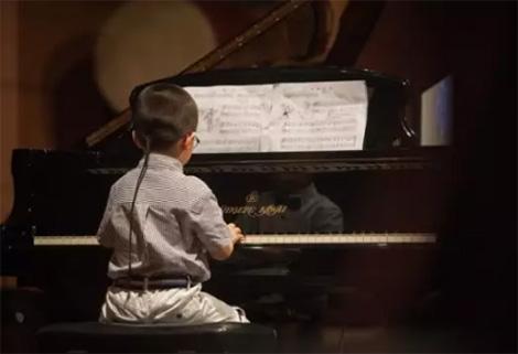我的孩子适合学钢琴吗?这是我见过的最佳分析!