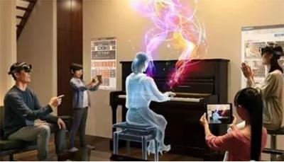 专业MR钢琴应用:想抢钢琴老师饭碗?