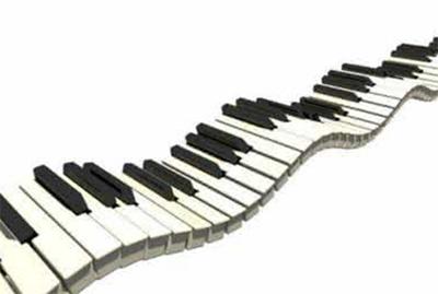 """钢琴练习上乘境界:""""无谱无琴"""""""