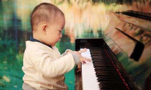 儿童钢琴启蒙教育
