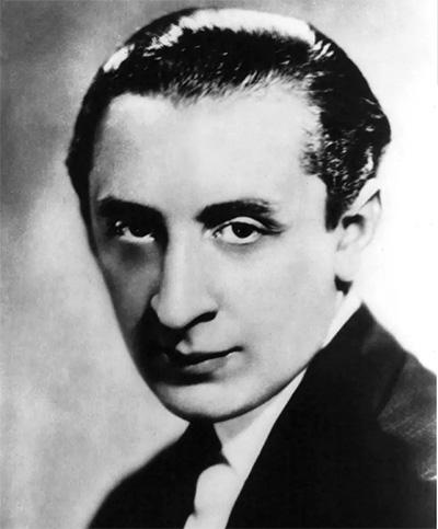 伟大钢琴家之——霍洛维茨