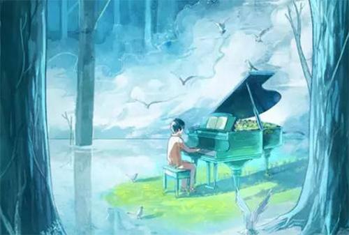 长期练习钢琴有什么好处?