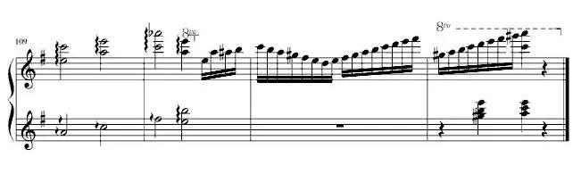 《哈利波特》主题曲钢琴谱