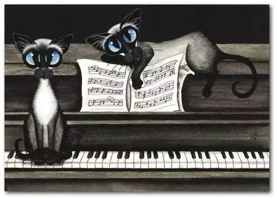 学钢琴的十大怪现象,你有没有?