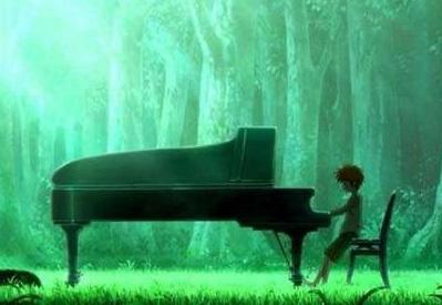 弹琴的乐趣从哪里来?