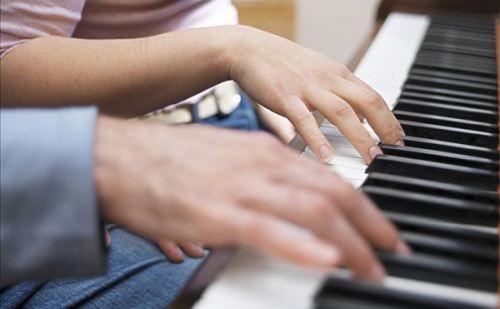 手指的基本训练,认真练习会有进步