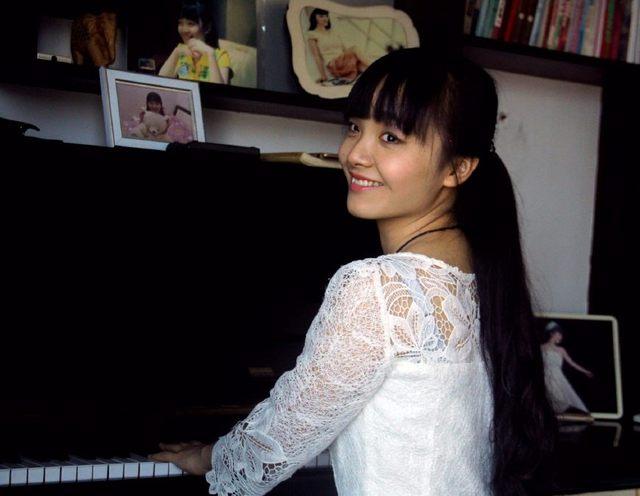 林钰宁钢琴之路