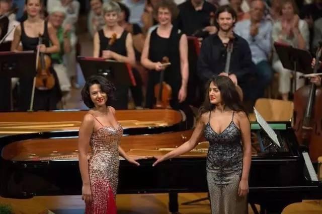 格鲁吉亚裔法国钢琴家卡蒂雅·布尼亚季什维莉