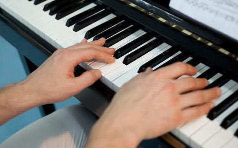 成年人学钢琴该如何合理分配时间!