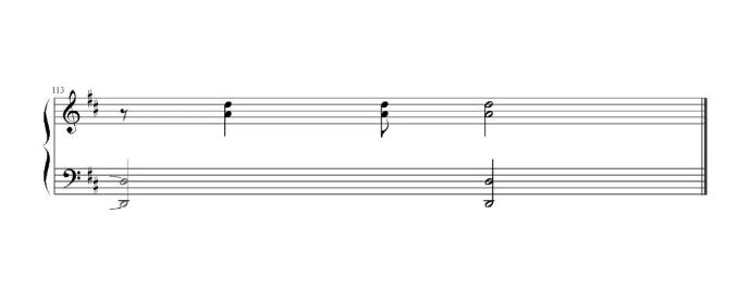 纸短情长 钢琴谱