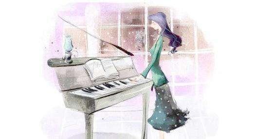 当你练琴练到心灰意冷的时候……