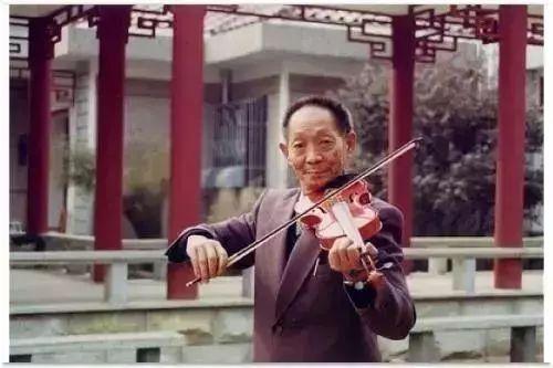 杂交水稻之父袁隆平,会拉小提琴,中学时还是学校有名的铜管乐手