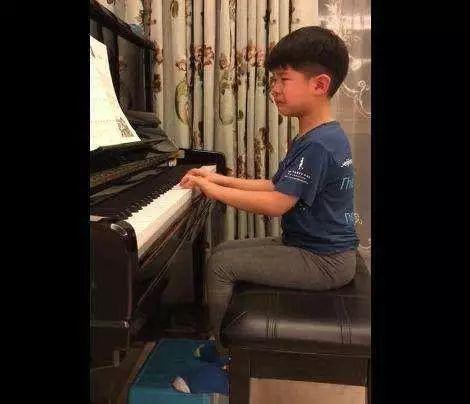 沙溢儿子安吉_厉害了!林永健8岁儿子获国际钢琴比赛一等奖|学琴记