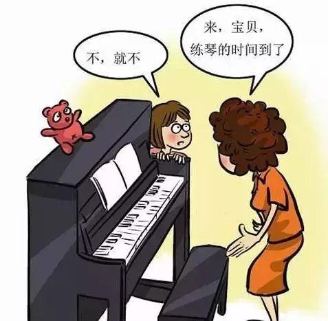 做到这九点,孩子肯定能坚持练琴!
